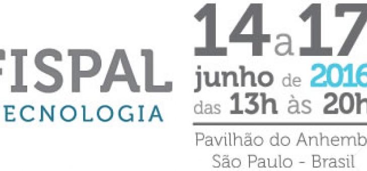 fispal tecnologia 2016 sao paulo junio 14 al 17 pavilhao do