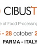 CIBUS TEC » in Parma, Italy, from 25 to 28 of October 2016.