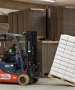 How to use a Pallet interlayer